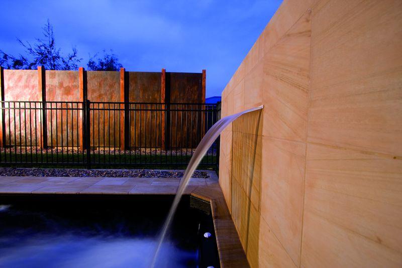 Водопад для каркасного бассейна